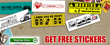 Get Free Stickers