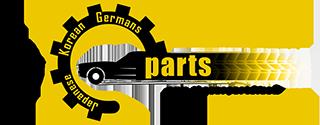 JKG Car Parts Logo